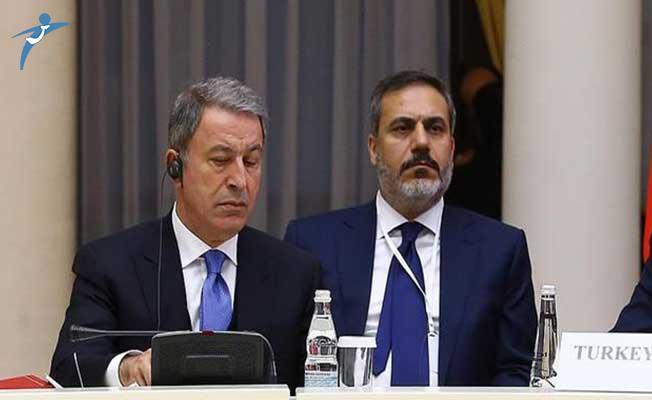 Bakan Akar ve MİT Başkanı Fidan Moskova'da Önemli Görüşme