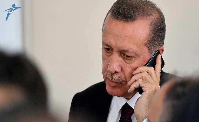 Bayram Vesilesi İle Cumhurbaşkanı Erdoğan'dan Üç Ülkeye Telefon