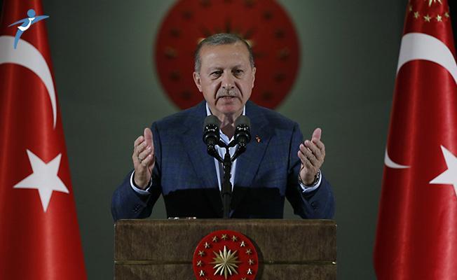 Cumhurbaşkanı Erdoğan'dan Yeni MKYK Üyelerine: Zaman Kaybına Tahammülümüz Yok