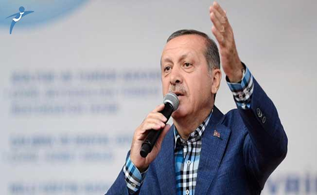 Cumhurbaşkanı Erdoğan Milli Mücadele Diyerek Çağrı Yaptı