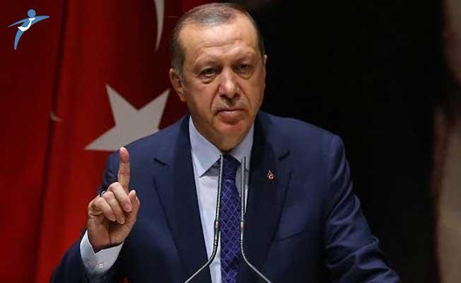 Cumhurbaşkanı Erdoğan: Kimse Cezayla, Tehditle Bu Millete Tek Adım Attıramaz