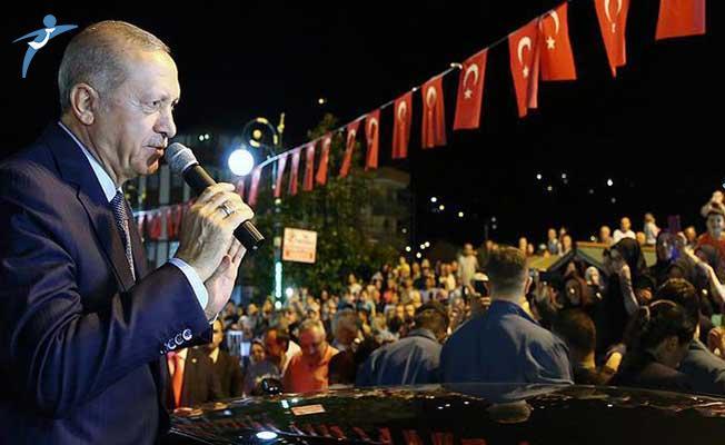 Cumhurbaşkanı Erdoğan: Onların Doları Varsa Bizim de Allah'ımız Var