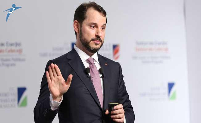 Hazine Bakanı Albayrak'tan Almanya Açıklaması