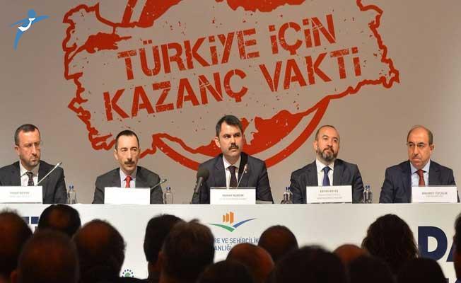 İllere Göre Türkiye İçin Kazanç Vakti Kampanyasına Katılan Konut Projeleri Listesi
