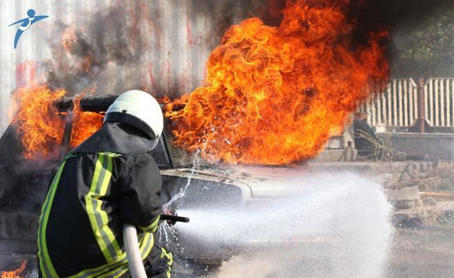 İstanbul'da Fabrika'da Patlama Meydana Geldi! Ekipler Bölgeye Sevk Edildi