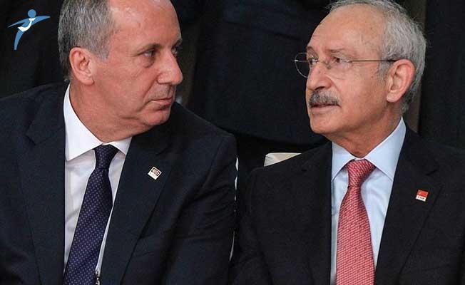 Kılıçdaroğlu: Muharrem İnce Bana Güven Vermedi!
