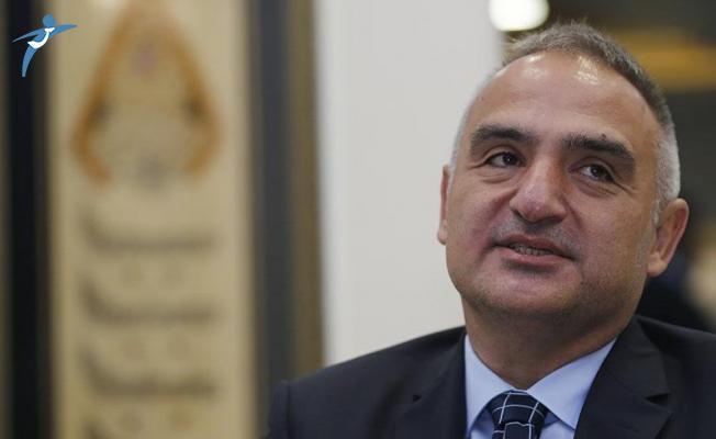 Kültür Bakanı Ersoy'a Esnaf ve Turizmcilerden Destek Geldi!