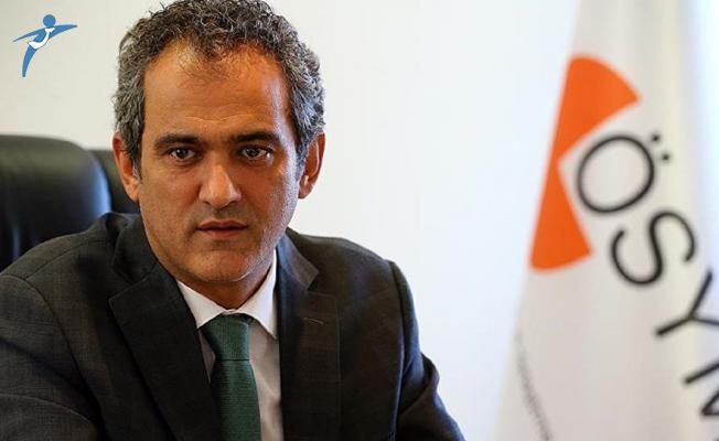 ÖSYM Başkanı Mahmut Özer Milli Eğitim Bakan Yardımcısı Olarak Atandı!