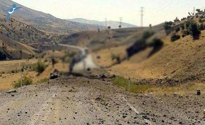 PKK'dan Tunceli'de Hain Tuzak ! 1 Kişi Ağır Yaralı