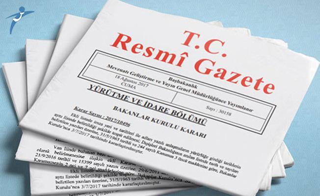 Resmi Gazete'de Yayımlandı! TSK'da 121 General ve Amiral Ataması Yapıldı!
