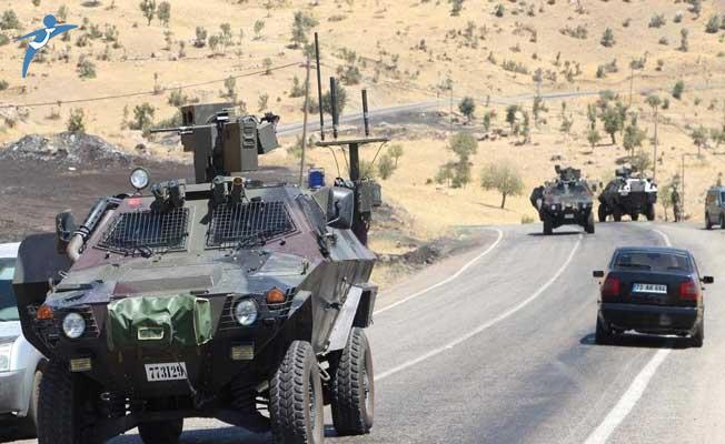 Şırnak'ta 54 Bölge 15 Gün Süreyle Özel Güvenlik Bölgesi İlan Edildi
