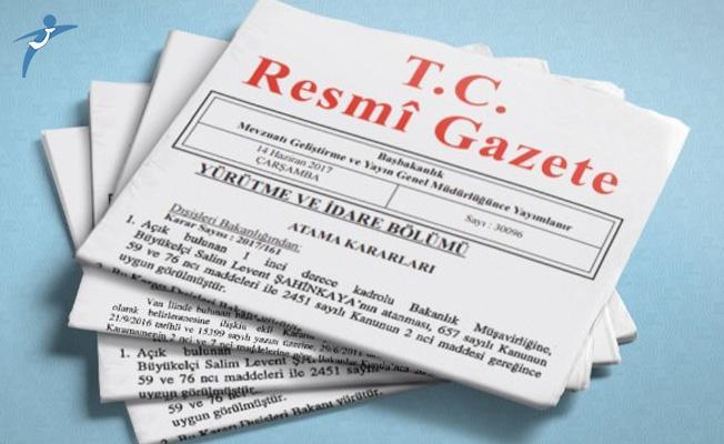 Stateji ve Bütçe Başkanlığı 1. Hukuk Müşavirliğine Mehmet Cüneyt Genç Atandı