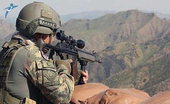 Terör Örgütü PKK'ya Bir Darbe Daha! Gri Listedeki Terörist Etkisiz Hale Getirildi