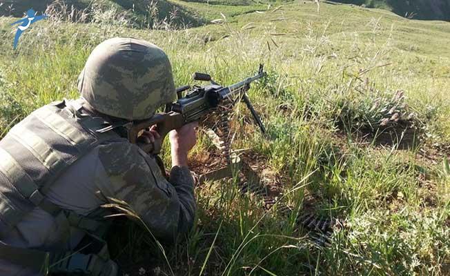 Teröristlerle Sıcak Temas ! Yaralı Askerlerimiz Var