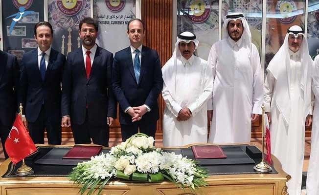 Türkiye İle Katar Arasında 15 Milyar Dolarlık Yatırım Anlaşması İmzalandı