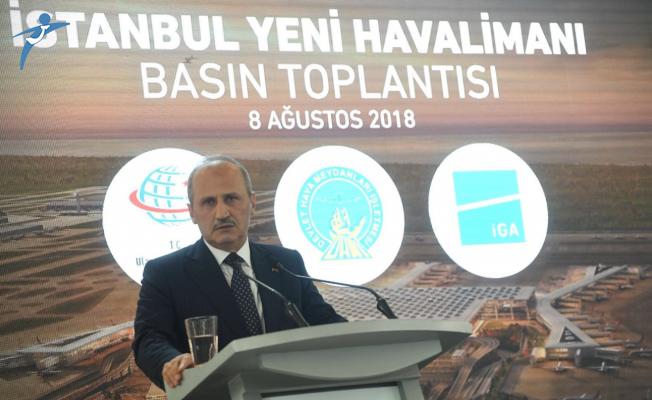Ulaştırma Bakanı Turhan'dan 225 Bin İstihdam Açıklaması!