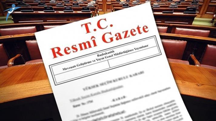 Yeni Atama Kararnameleri Resmi Gazete'de Yayımlandı