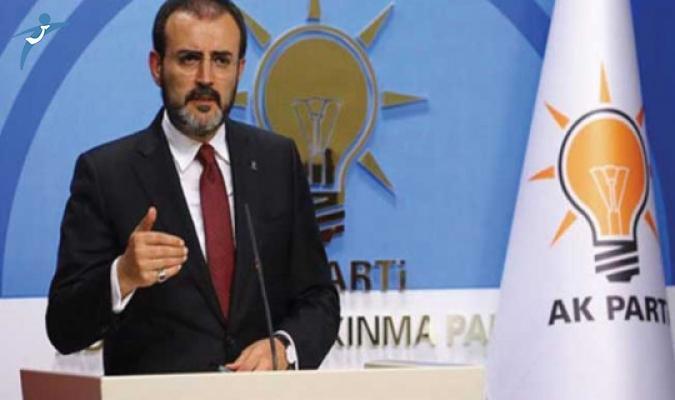 Yerel Seçimler Hakkında AK Parti'den Açıklama Geldi