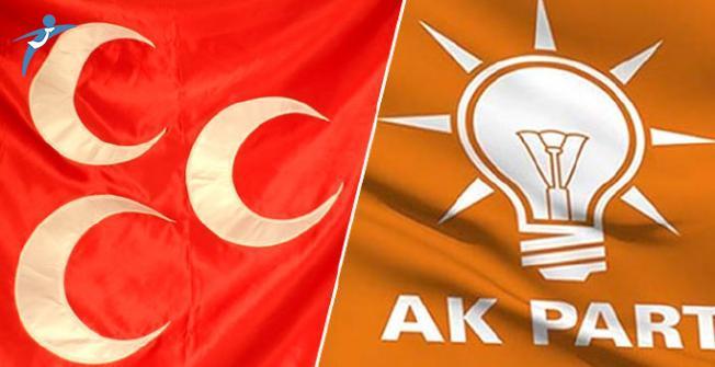 AK Parti'den Yerel Seçimlerde MHP İle İttifak Açıklaması!