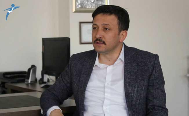 AK Partili Hamza Dağ'dan MİT Tırları Konusunda Eren Erdem'e Sert Sözler