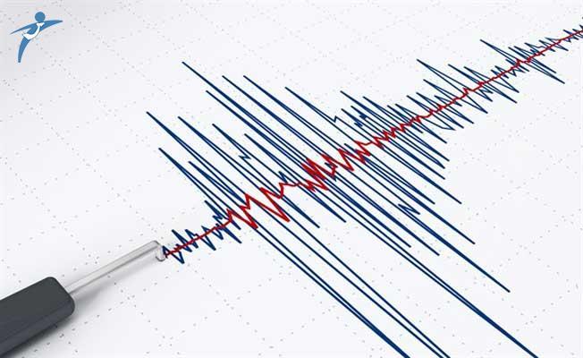 Akdeniz'de Akşam Saatlerinde Bir Deprem Daha!