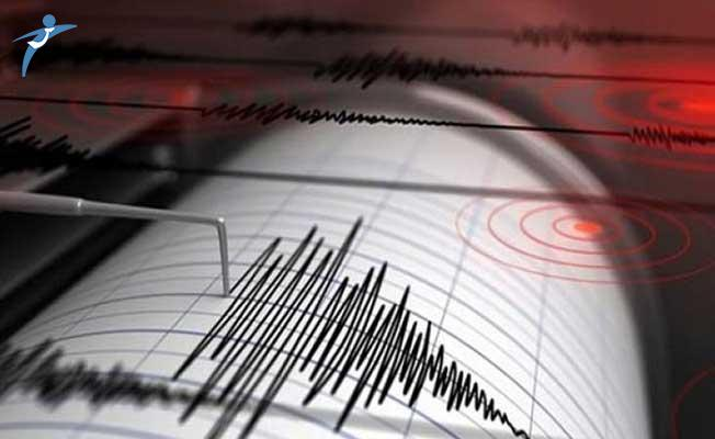 Akdeniz ve Ege'de Hissedilen Korkutan Deprem !