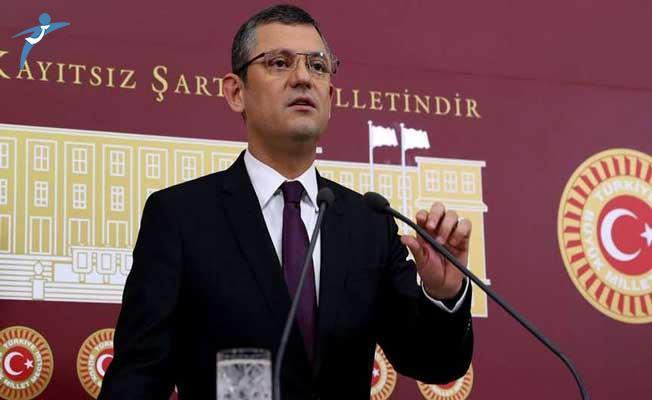 CHP Grup Başkanvekili Özel'den İş Bankası Açıklaması