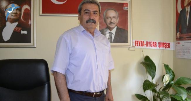 CHP İlçe Başkanı Görevinden İstifa Etti !