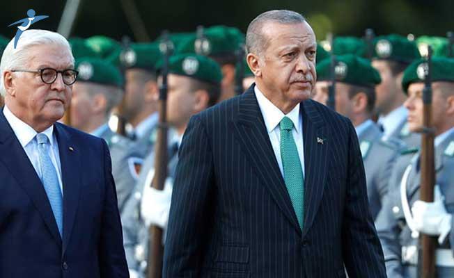 Cumhurbaşkanı Erdoğan'dan Almanya'ya Çok Sert Terör Açıklaması