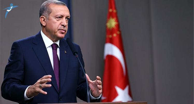 Cumhurbaşkanı Erdoğan: Hedefe Yürümeye Devam Edeceğiz