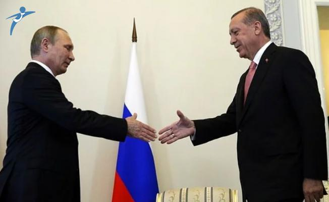 Cumhurbaşkanı Erdoğan ve Putin'in Kritik Zirvesi Sona Erdi