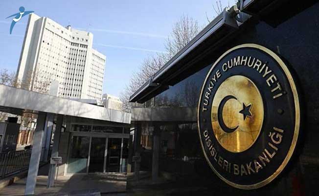 Dışişleri Bakanlığından Türk Vatandaşlarına Uzak Durun Uyarısı