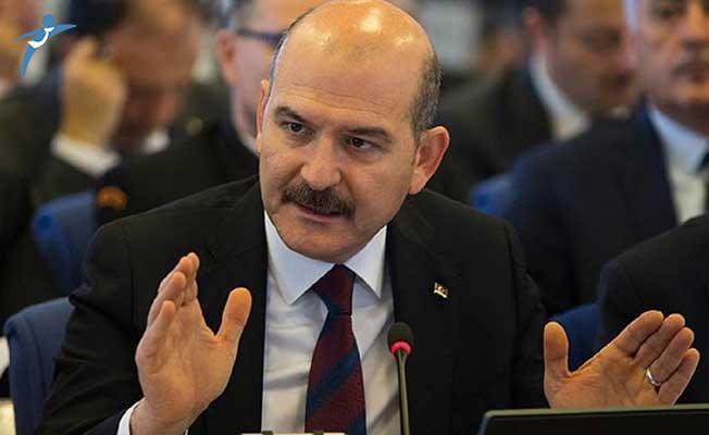 İçişleri Bakanı Soylu'dan Suriyelilerin Geri Dönüşü İle İlgili Açıklama