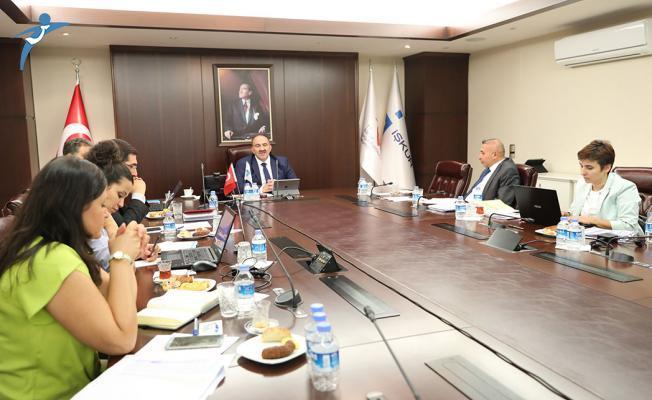 """İŞKUR Genel Müdürü Cafer Uzunkaya:""""Hedeflerimiz İçin Daha Çok Çalışmalıyız"""""""