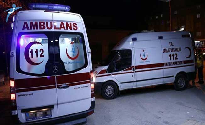 Kars'ta Ambulans Kazası ! Yaralılar Var