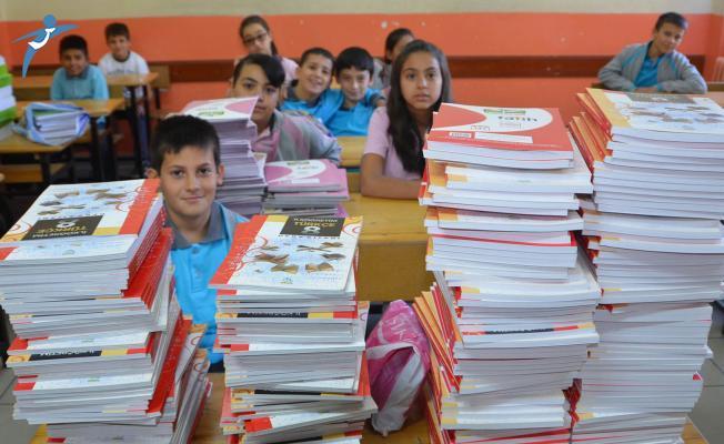 MEB Duyurdu! 125 Milyon Ücretsiz Ders Kitabı Okullara Gönderildi
