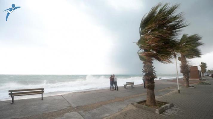 Meteoroloji'den Çok Önemli Uyarı ! Tropik Fırtına Geliyor !