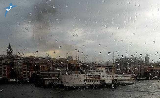 Meteoroloji'den İstanbul İçin Önemli Yağış Uyarısı !
