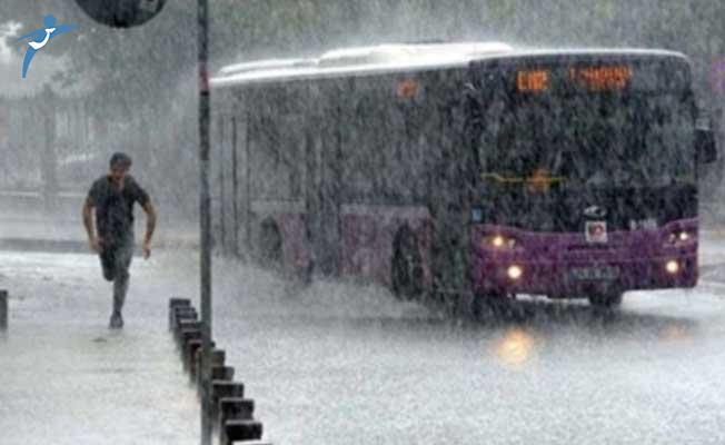 Meteoroloji'den Kritik Uyarılar! Kuvvetli Yağış Geliyor