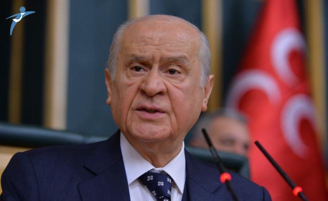 MHP Lideri Bahçeli'den Önemli Suriye Açıklaması