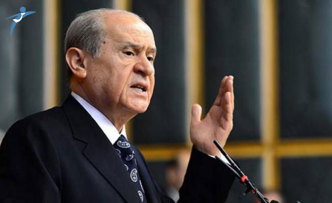 MHP Lideri Devlet Bahçeli'den İttifak Açıklaması !