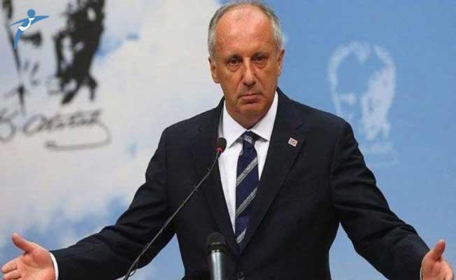 Muharrem İnce'den Cumhurbaşkanı Erdoğan'a Uçak Eleştirisi