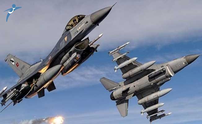 TSK Açıkladı: Kuzey Irak'a Hava Harekatı ! PKK'ya Darbe