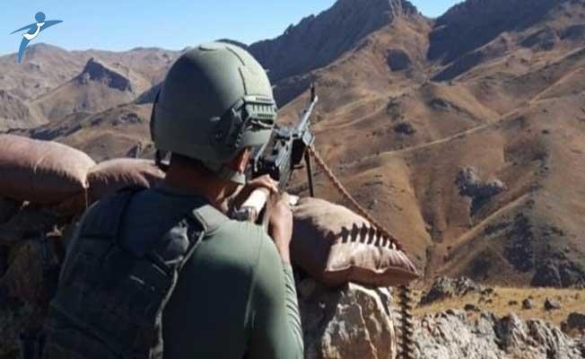 TSK'dan Hava Destekli Operasyon ! Teröristlere Ağır Darbe