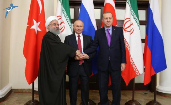 Türkiye- İran- Rusya Zirvesinin 12 Maddelik Ortak Bildirisi Yayımlandı!