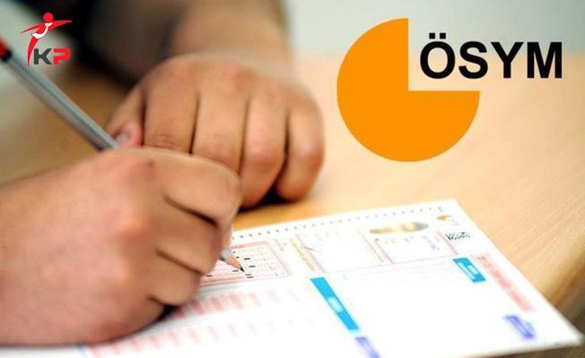 2018 Eczacılıkta Uzmanlık Eğitimi (EUS) Sonuçları ÖSYM Tarafından Açıklandı!