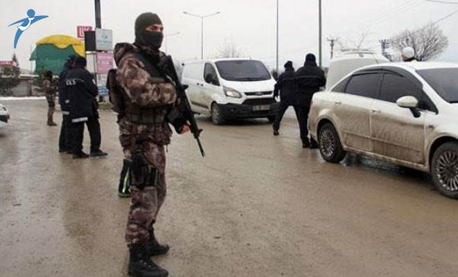 65 Bin Personel İle Türkiye Geneli Operasyon: 1727 Kişi Yakalandı