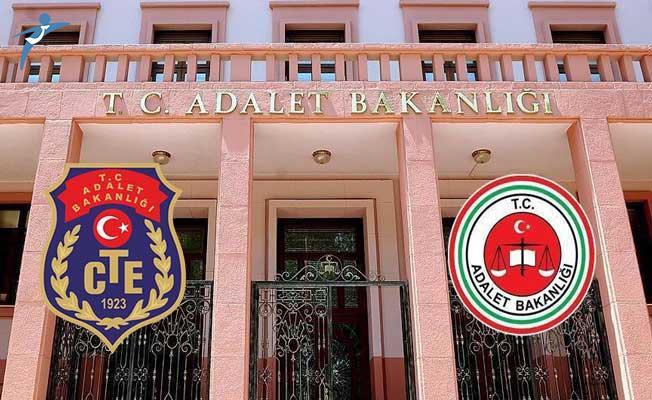 Adalet Bakanlığı CTE Personellerine Görevde Yükselme Sınavı Müjdesi