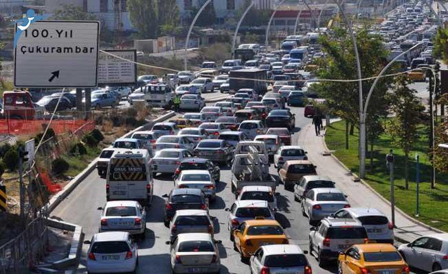 Ankara'da 29 Ekim Cumhuriyet Bayramı Törenleri Kapsamında Bazı Yollar Trafiğe Kapalı Olacak