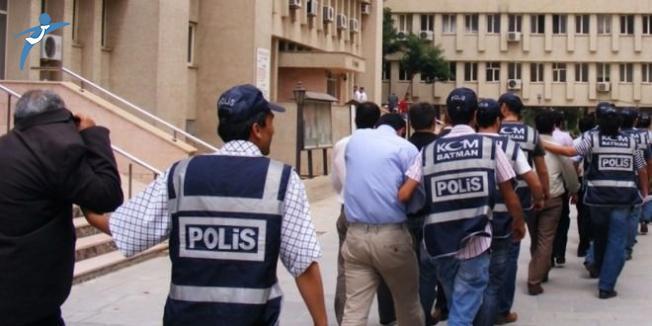 Ankara'da 50 Jandarma Personeline Gözaltı !